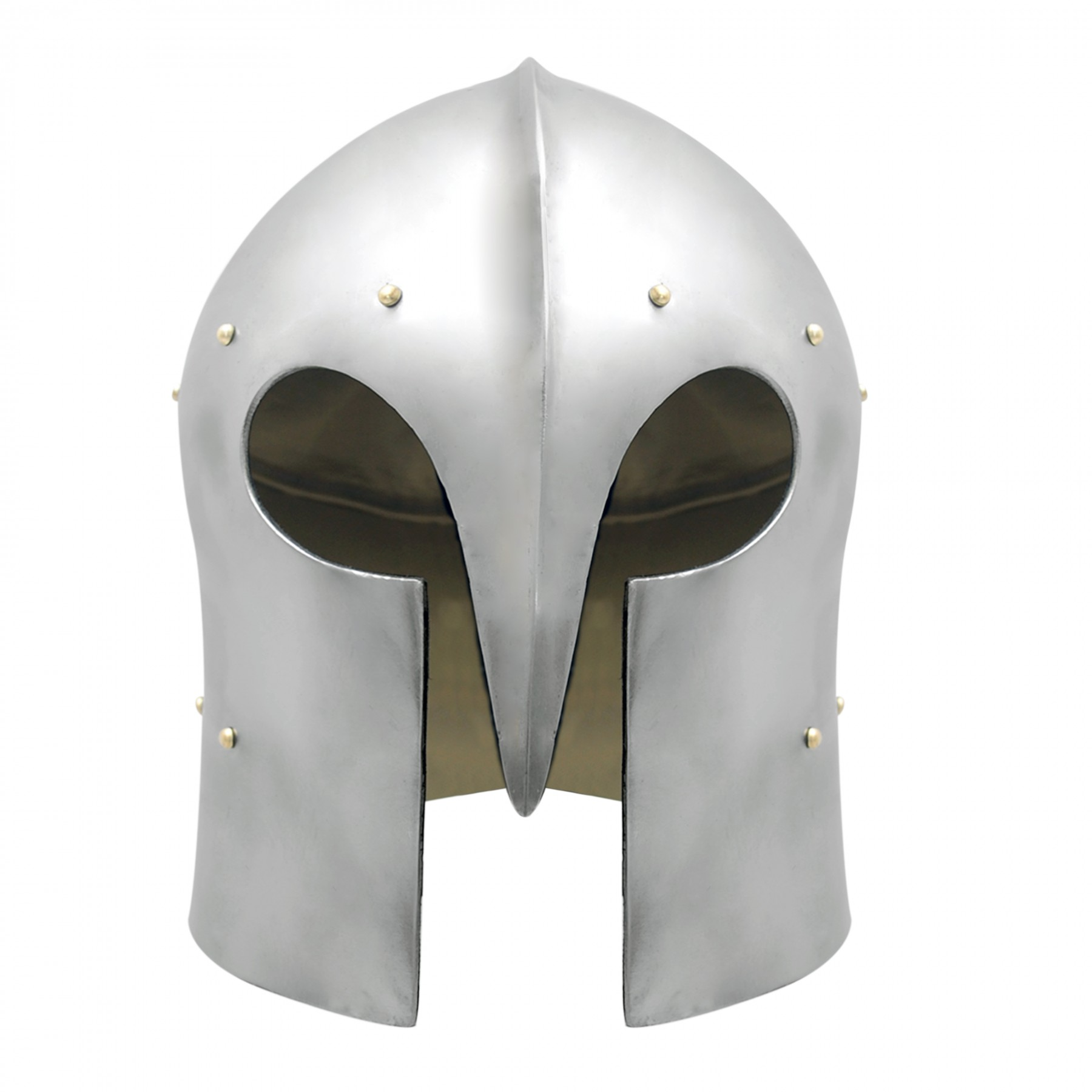 Corinthian Barbute helmet
