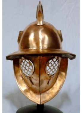 Thraex Helmet in 1.6 mm Bronze