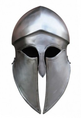 Cornithian Helmet (Denda's) in 1.6 mm Tinned Steel