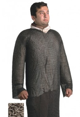 Full Sleeves Chainmail Shirt