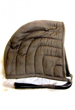 Padded Arming Cap – Natural Brawn