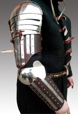 Armor of the 14th century