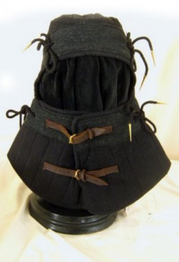 Shoulder Covering Arming Cap