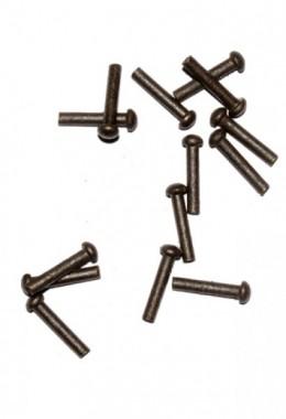 Mushroom Head Steel Rivets