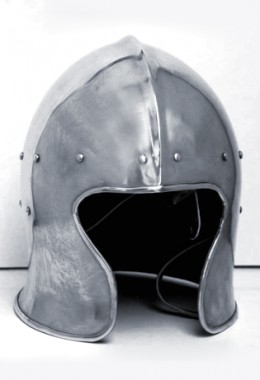 Open Faced Helmet